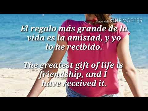 Friendship quotes - Spanish quotes about friendship