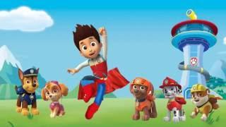 Ryder de la patrulla canina se disfraza de Superman - Ryder from the paw patrol superman custume