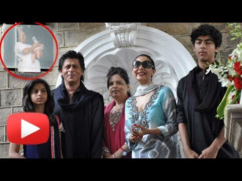 Shahrukh Khan Reveals His Secrets About AbRam And Gauri  Must Watch