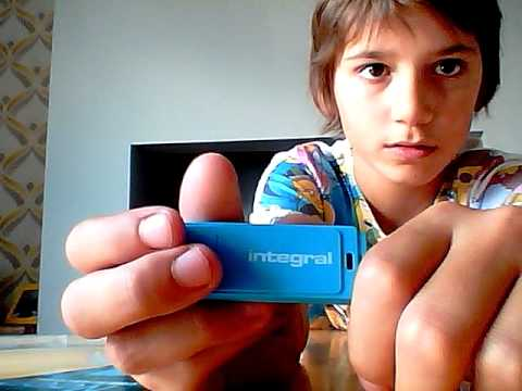 Unboxing the integral neon USB