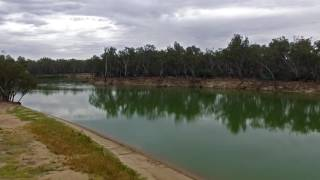 Cobram / Barooga Australia  City new picture : The Murray River - Cobram, Victoria - A Drone Journey