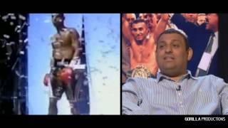 Prince Naseem Hamed Relives The Kevin Kelly Fight