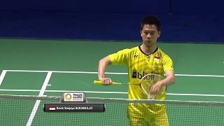 Video Tahoe China Open 2017 | Badminton F M2-MD | Gid/Suk vs Boe/Mog MP3, 3GP, MP4, WEBM, AVI, FLV September 2018