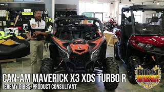8. Maverick X3 XDS Turbo R walk-around
