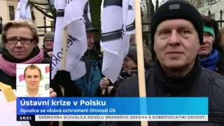 Ústavní krize v Polsku