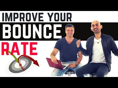 Improve Bounce Rate With One (Simple) Hack