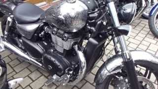 1. 2011 Triumph Thunderbird Storm 1700 97 Hp * see also Playlist