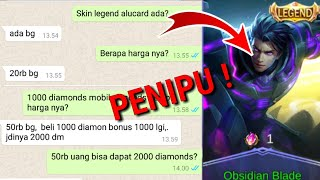 Video TANGKAP PENIPU YANG ADA DI MOBILE LEGENDS ! MP3, 3GP, MP4, WEBM, AVI, FLV Maret 2019