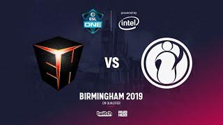 EHOME vs IG, ESL Birmingam CN Quals, bo3, game 3 [Lost & Adekvat]