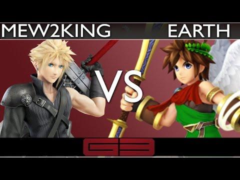 Genesis 3 Hotel - Mew2King (Cloud) vs Earth (Pit) - Smash Wii U