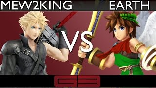 Genesis 4 Hotel – Mew2King (Cloud) vs Earth (Pit) – Smash Wii U