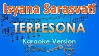 Isyana Sarasvati - Terpesona feat. Gamaliel (Karaoke Lirik Tanpa Vokal) by GMusic