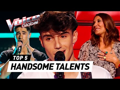TOP 5 HANDSOME talents in The Voice [PART 3]