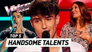 Video TOP 5 HANDSOME talents in The Voice [PART 3] MP3, 3GP, MP4, WEBM, AVI, FLV September 2018
