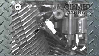 7. Clymer Manual Yamaha V-Star 950 2009-2012 (Manual # M284) at BikeBandit.com