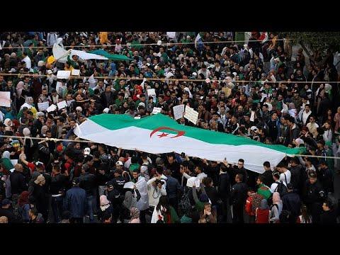 Algerien: Nach kurzer Freude Wut über »Bouteflikas letz ...