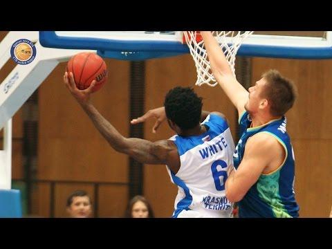 Видео матча 'Енисей' - 'Астана' 81:83