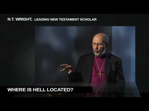 Where Is Hell Located? NT Wright on 100 Huntley Street (HD)