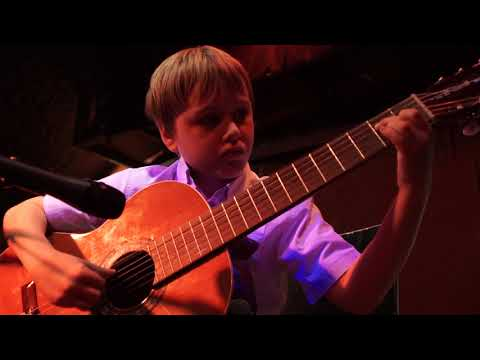 Гитарный фестиваль студентов Игоря Ламзина (часть 5)