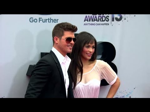 Robin Thicke and Paula Patton Separated