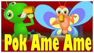 Download Video Pok Ame Ame | Versi baru | Kumpulan 16 minutes | Lagu Ana Anak MP3 3GP MP4
