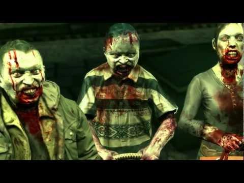 Скриншоты игры Dead Trigger – Прокачайся на зомби android