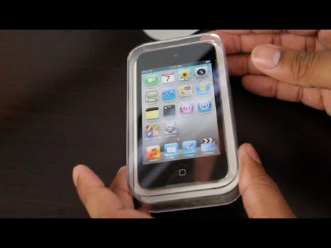 ipod touch 4g unboxing - My unboxing of the brand new iPod Touch 4th Generation that boasts the new Retina Display, HD cam, front facing camera with FaceTime and more. Twitter: http:...