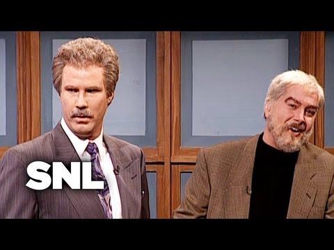 Celebrity Jeopardy!: Robin Williams, Catherine Zeta-Jones & Sean Connery - SNL