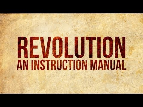 Video Revolution - How to take down a tyrant without firing a shot. ------- Follow us on Facebook: http://facebook.com/StormCloudsGathering Follow us on Twitter: ht...