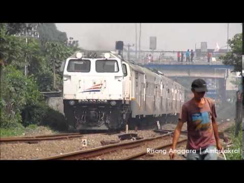 Kereta Malabar, Argo Wilis, Turangga, dan Lodaya Lewat Jalur Utara (Cirebon-Purwokerto)