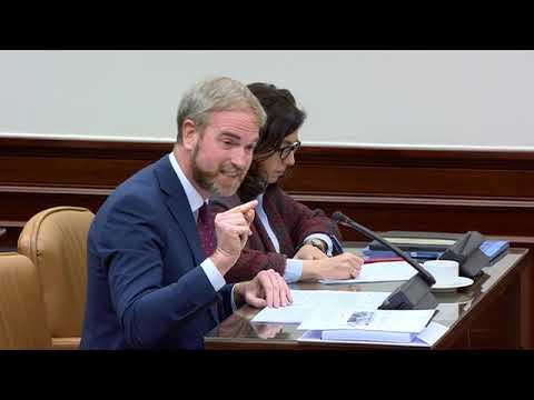 Intervención de Oscar Clavell en la Comisión de Ed...