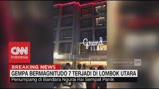 Video Gempa NTB, Pengunjung Bandara Bali Panik Berhamburan Keluar MP3, 3GP, MP4, WEBM, AVI, FLV Agustus 2018
