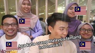 Video PENDAPAT ORANG MALAYSIA TENTANG INDONESIA!?? MP3, 3GP, MP4, WEBM, AVI, FLV Januari 2019