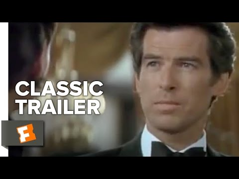 GoldenEye Official Trailer #2 - Pierce Brosnan Movie (1995) HD