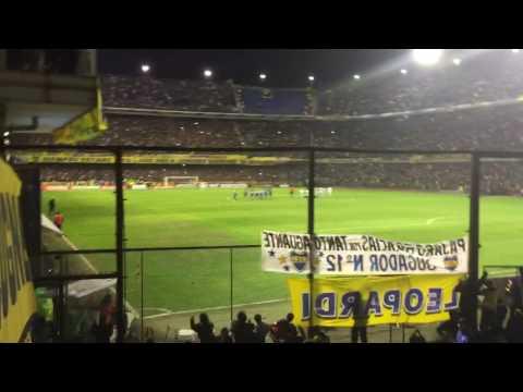Penal Fabra - Penal Carballo - Boca vs Nacional - La 12 - Boca Juniors