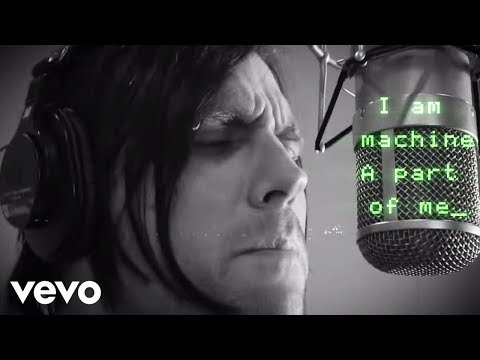 Three Days Grace - I Am Machine (Official Lyric Video)