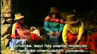 KAWSAYNINCHIKTA PURISPA (RUNA SIMI PERU - 004) Para amamantar bien a la wawa