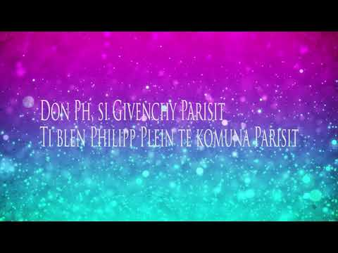 Tayna ft. Don Phenom - Columbiana Lyrics Video