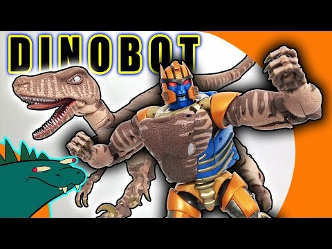 Dinobot Transformers Masterpiece MP-41 Beast Wars Review