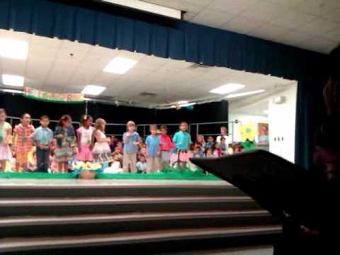 Jefferys first leading role @ Hunters Creek Elementary