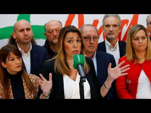 Ανδαλουσία: «Χαστούκι» για την κυβέρνηση Σάντσεθ η άνοδος της ακροδεξιάς…