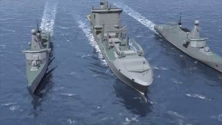 The first in a multi-episode series about Canada's next Auxiliary Oiler Replenishment Ship which is being built at Davie, Canada's...