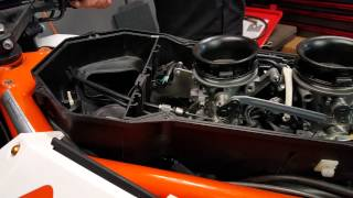 10. 2011 KTM rc8r engine issues
