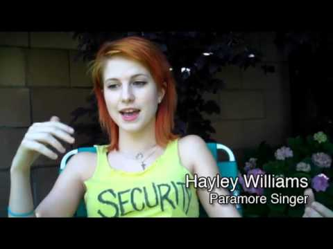 testimonial - Here is a video of Hayley talking about what she thinks about drugs, alcohol and having straight edge friends. Visit http://www.onelifeonechance.com for more...