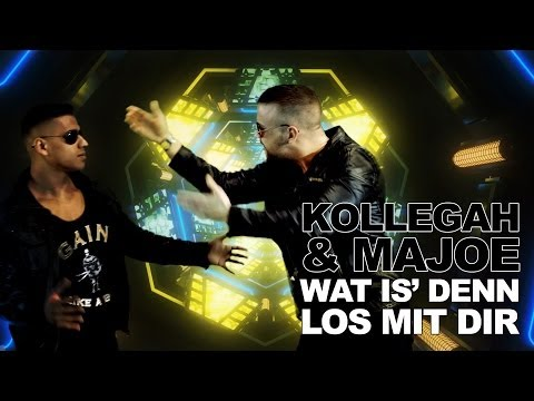 , title : 'KOLLEGAH & MAJOE - Wat is' denn los mit dir (OFFICIAL HD)'