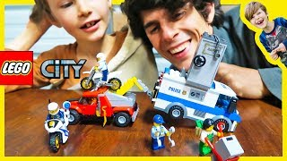 Lego City Tow Truck