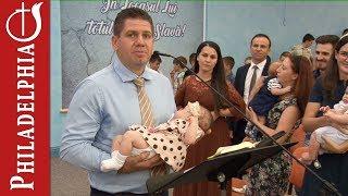 Serviciu Divin 09/09/2018 PM (Binecuvantare de copii)