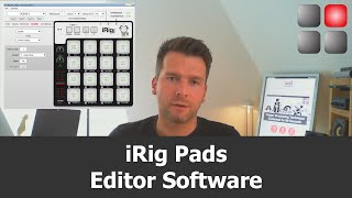 iRig Pads Editor Software Explained