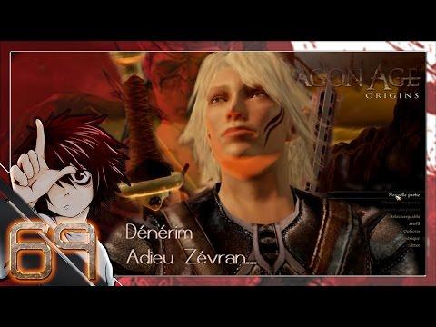 Let's Play | Dragon Age Origins | Ep. 69 : Déguisement et... Adieu Zévran.