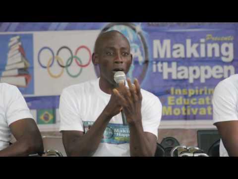 Video: Making it Happen: Alem Mumuni talks about dealing with discrimination